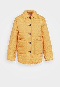 Carin Wester - INDOOR QUILTED - Lett jakke - orange - 5