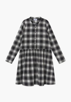 DORTHEA  - Shirt dress - black