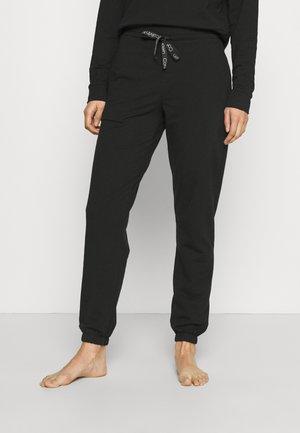 JOGGER - Bas de pyjama - black