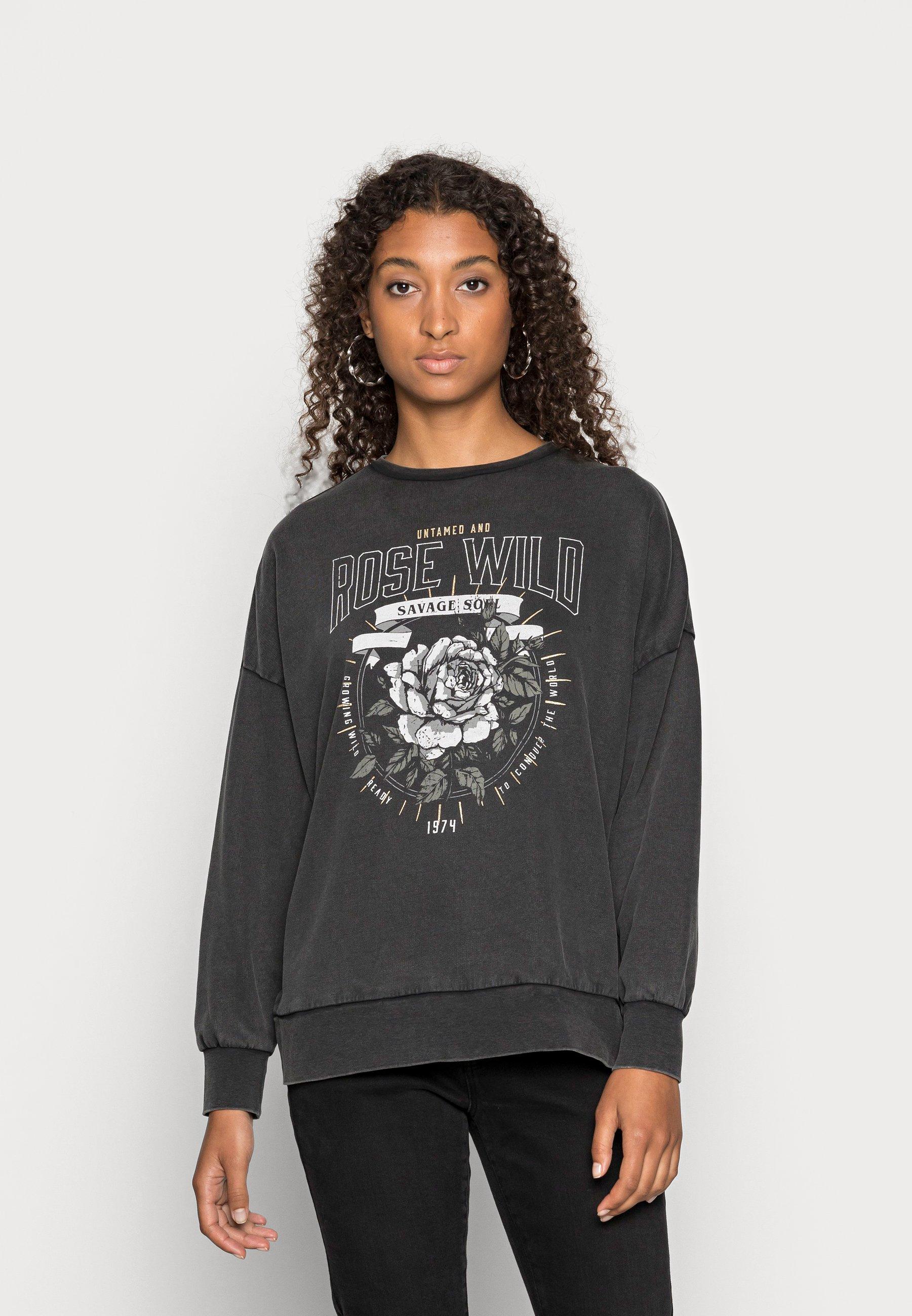 Damen ONLLUCINDA LIFE ROSE FURIOUS  - Sweatshirt