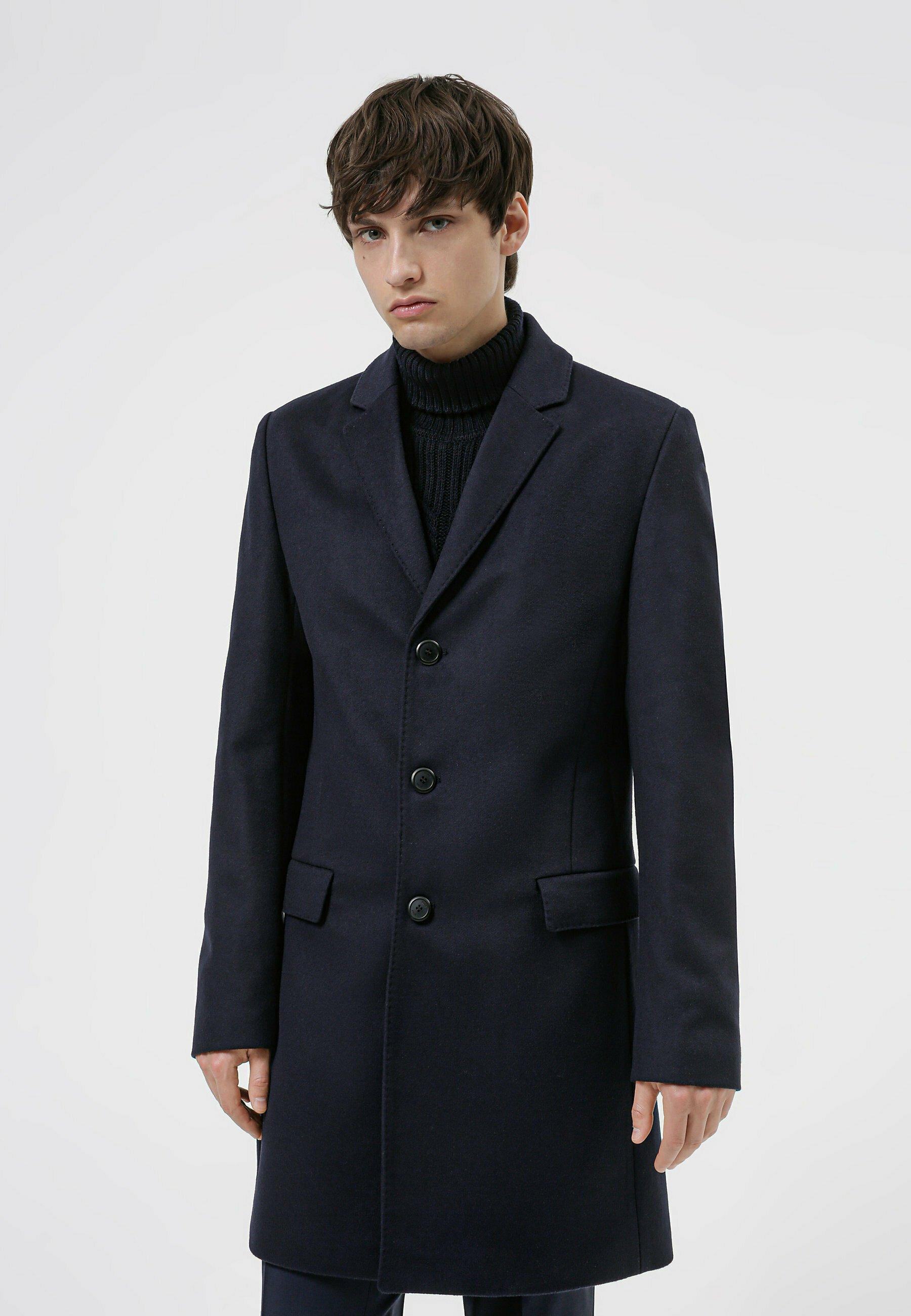 Homme MIGOR2141 - Manteau classique