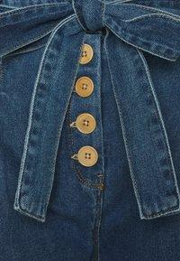 Noa Noa - MIDWEIGHT - Široké džíny - denim blue - 2