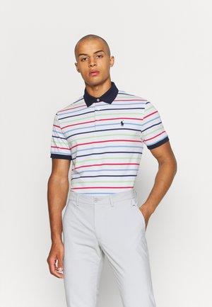 SHORT SLEEVE - Polo shirt - white/multi