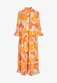 Dea Kudibal - ROSANNA  - Day dress - khanga orange - 3