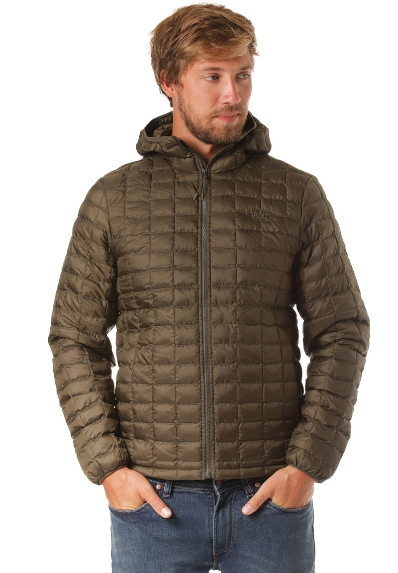 The North Face - Winter jacket - green