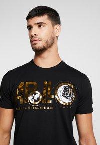 Alpha Industries - ANNIVERSARY CAPSULE - T-shirt print - black - 3