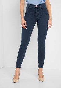 ORSAY - Jeans Skinny Fit - dark stoned - 0