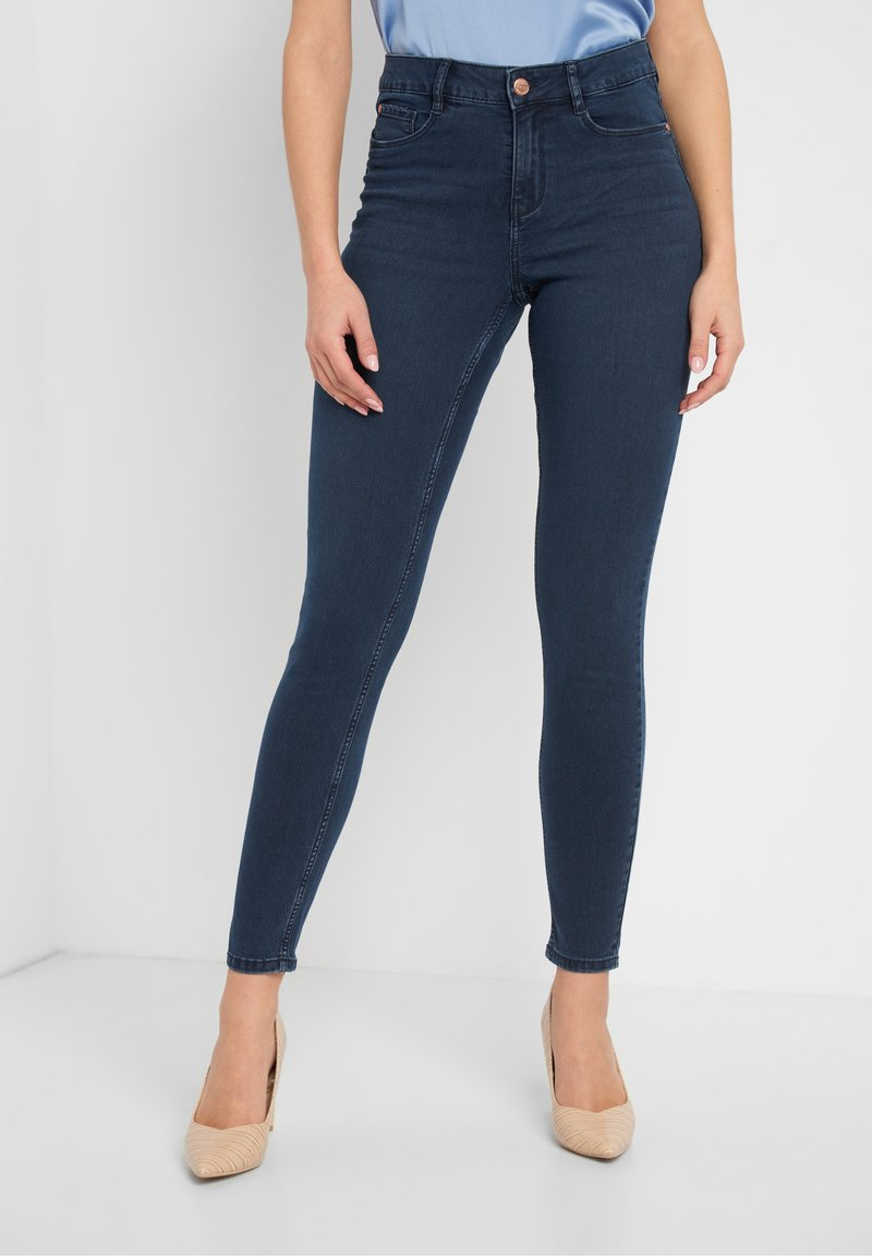 ORSAY - Jeans Skinny Fit - dark stoned