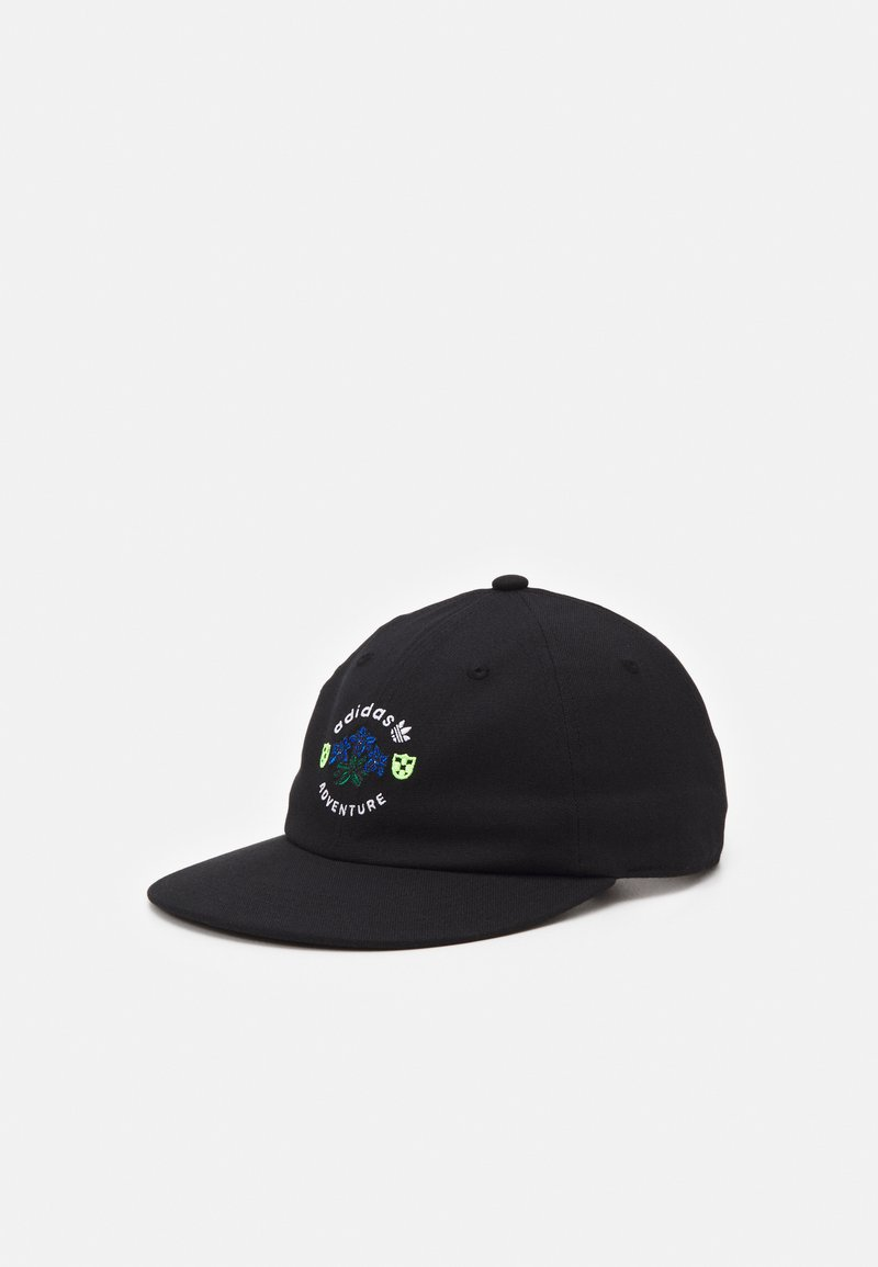 adidas Originals - ADVENTURE VINT UNISEX - Cap - black