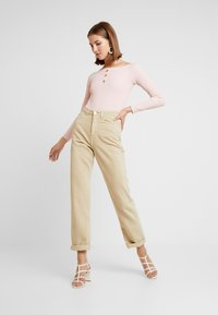 Ivyrevel - OFF SHOULDER - Long sleeved top - blush - 1