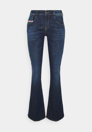 D-EBBEY - Jeans bootcut - denim blue