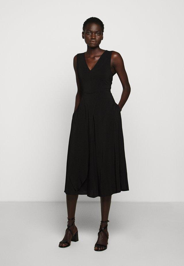 ALETE - Vestido informal - schwarz