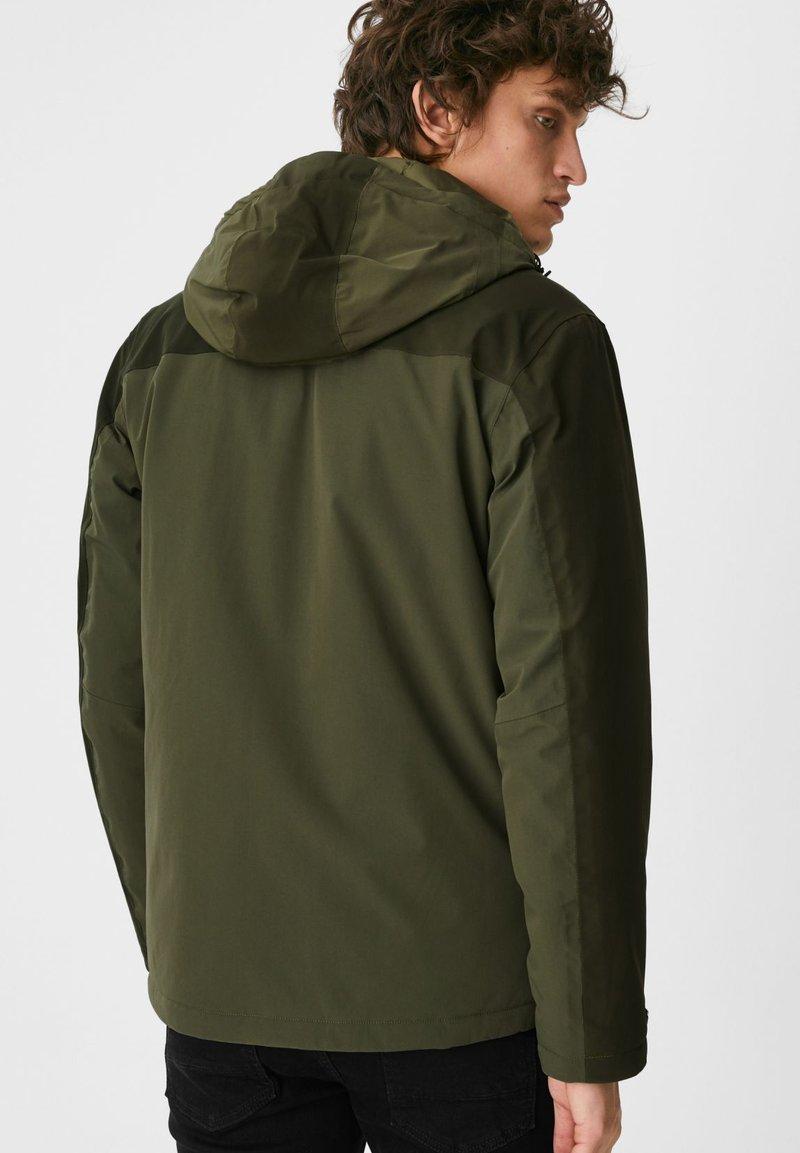 C&A - Light jacket - khaki