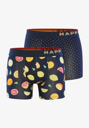 2 PACK - Underkläder - citrus