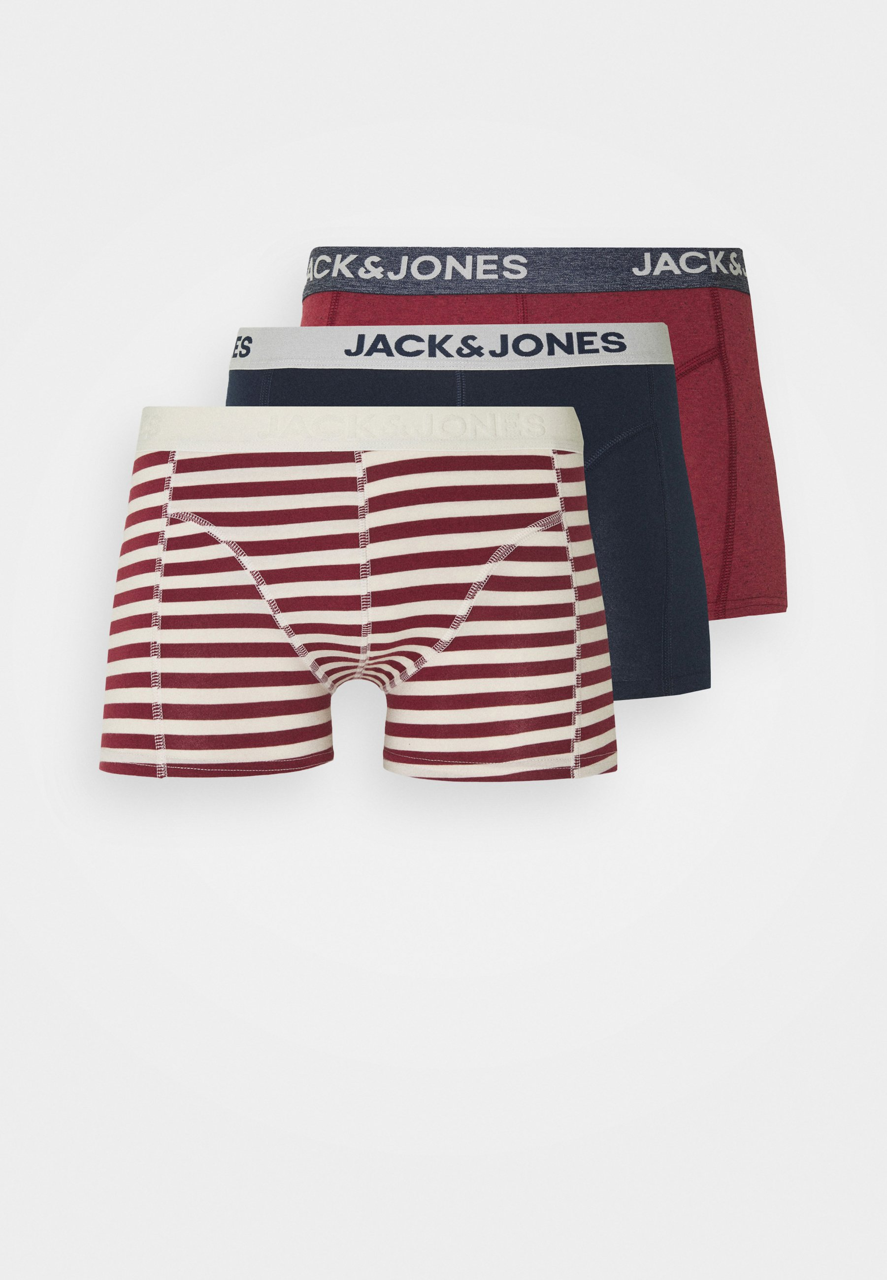 Men JACRYLEE TRUNKS 3 PACK - Pants
