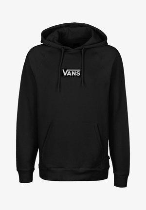VERSA  - Bluza z kapturem - black