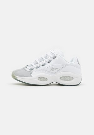 QUESTION LOW - Trainers - footwear white/pure grey 3/pure grey 2