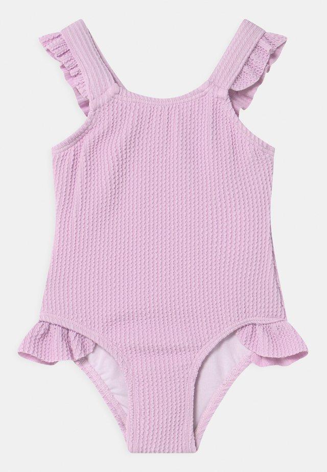 AMBER - Plavky - pale violet