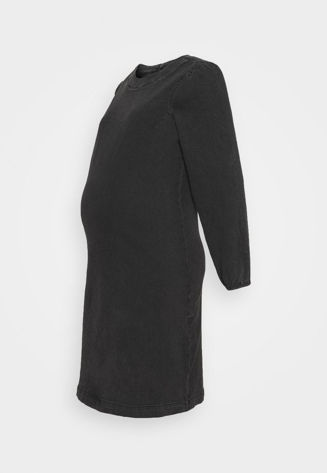 MLCOSBY DRESS - Day dress - black denim