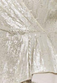 Lauren Ralph Lauren - MILLBROOK DRESS - Sukienka koktajlowa - silver frost shin - 2