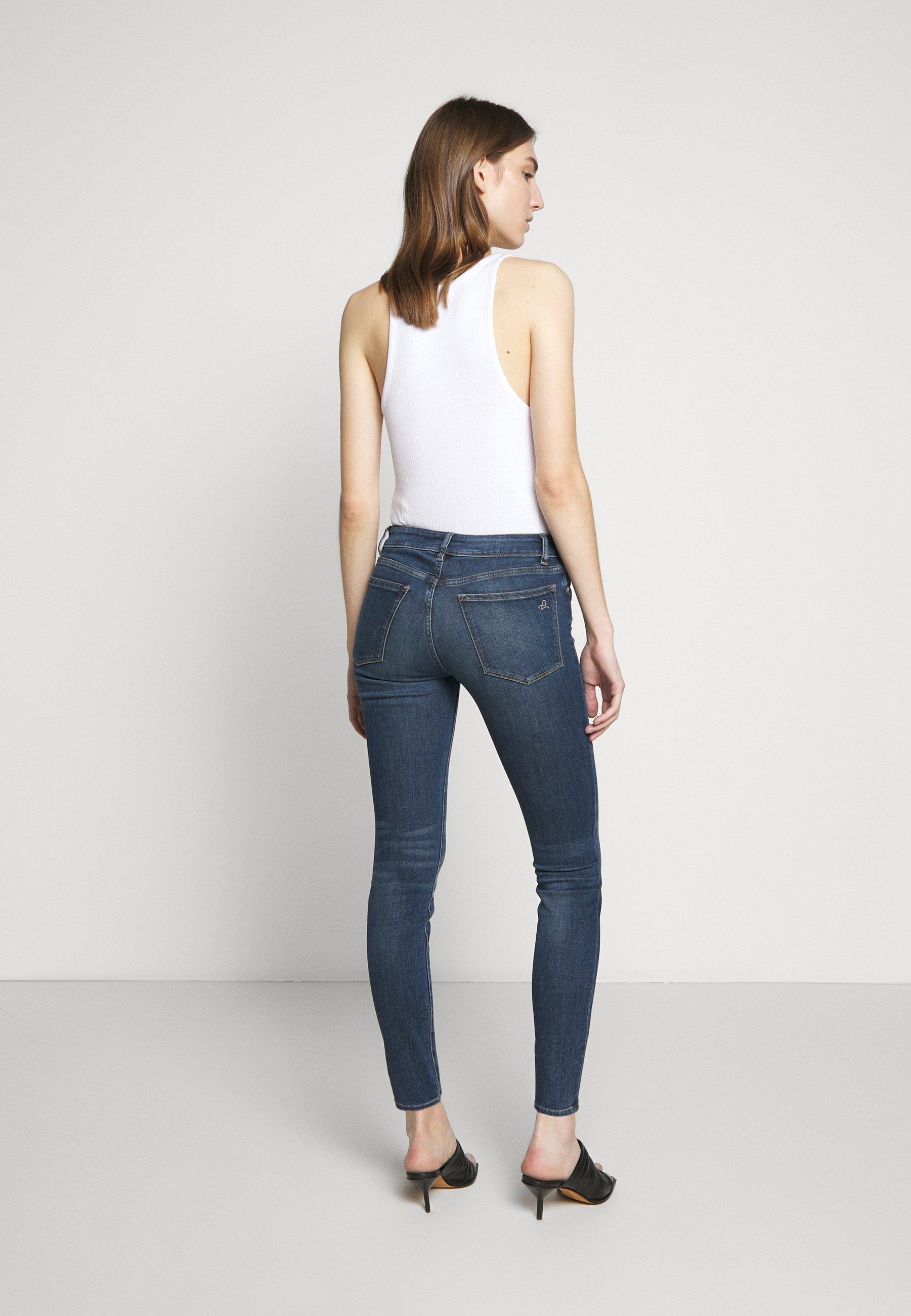 DL1961 EMMA  - Jeans Skinny - blair - Jeans Femme s6lly