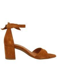 Paul Green - PAUL GREEN PUMPS - Sandals - caramel 56 - 5