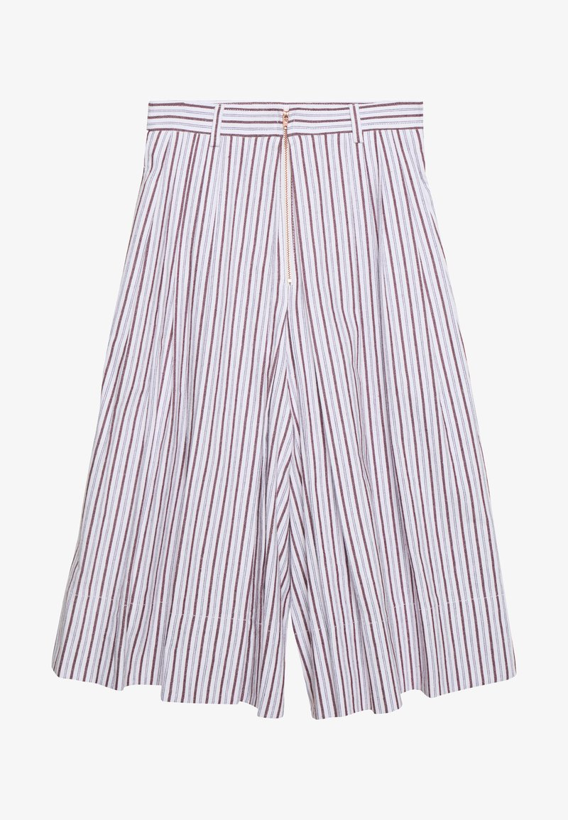 See by Chloé - Trousers - multicolor/white
