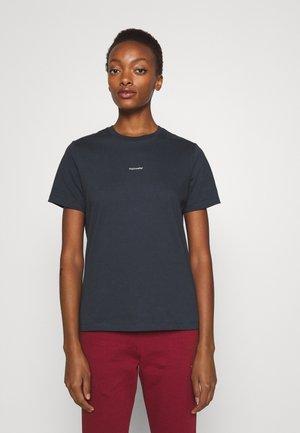 HOLZWEILER SUZANA - T-shirt basique - navy