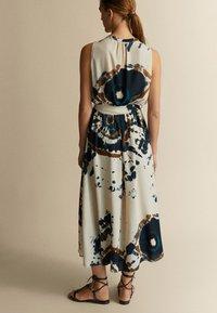 Massimo Dutti - Maxi dress - beige - 2