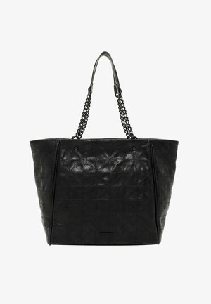 SHOPPER FELIPA - Tote bag - black