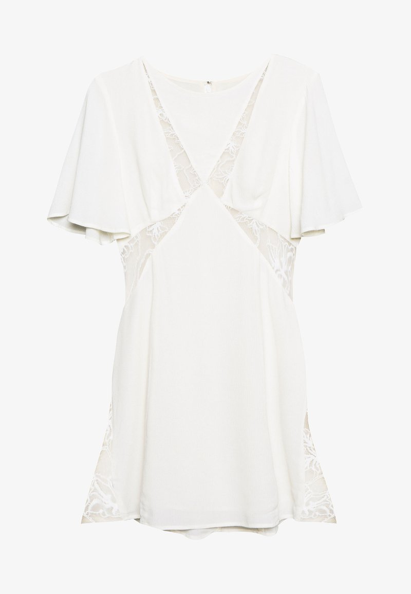 Third Form - LOOK IN TEE DRESS - Day dress - cream
