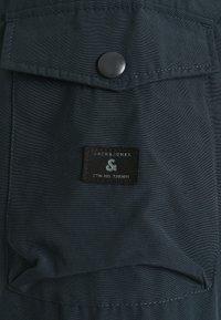 Jack & Jones - JJASHER - Zimní kabát - dark navy - 3