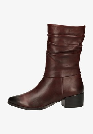 Classic ankle boots - bordeaux  ant. 507