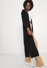 ONLY Tall - ONLMATILDA MAXI CARDIGAN - Cardigan - black - 3