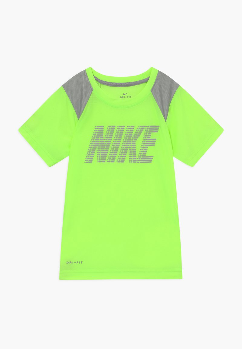 Nike Sportswear - DOMINATE BLOCK - Print T-shirt - ghost green