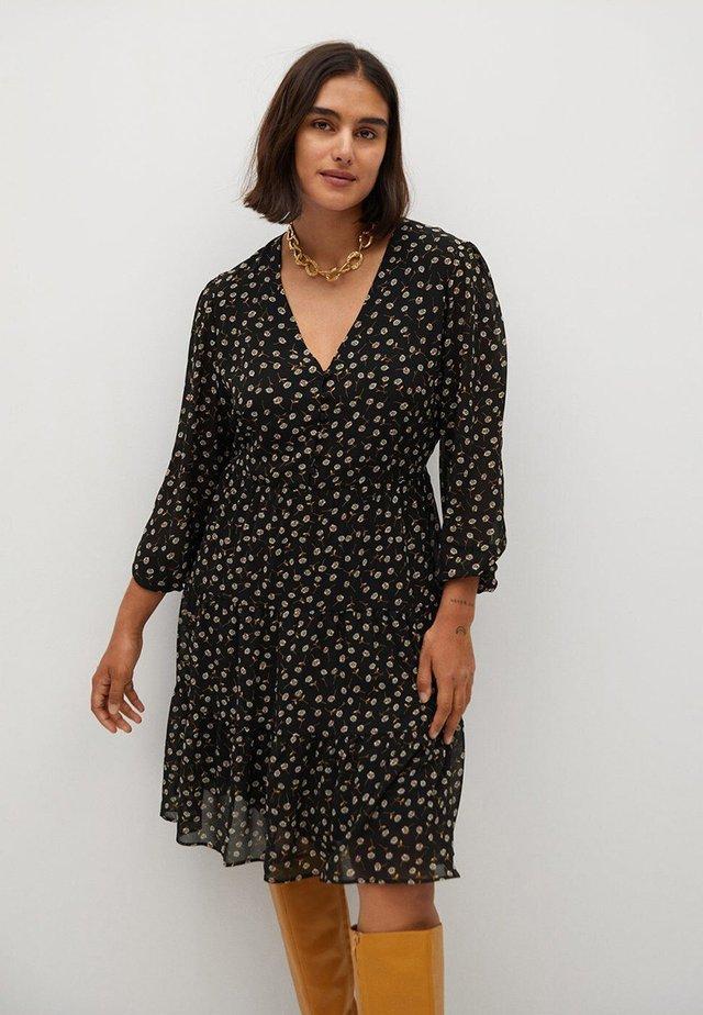 PALOMA7 - Korte jurk - zwart
