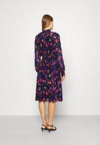 Diane von Furstenberg - ATHENA - Denní šaty - medium black - 2