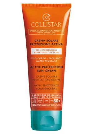 ACTIVE PROTECTION SUN CREAM FACE-BODY SPF 50+ - Sun protection - -