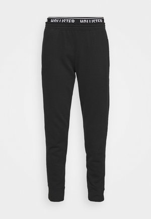 LOGO  - Pantalon de survêtement - black