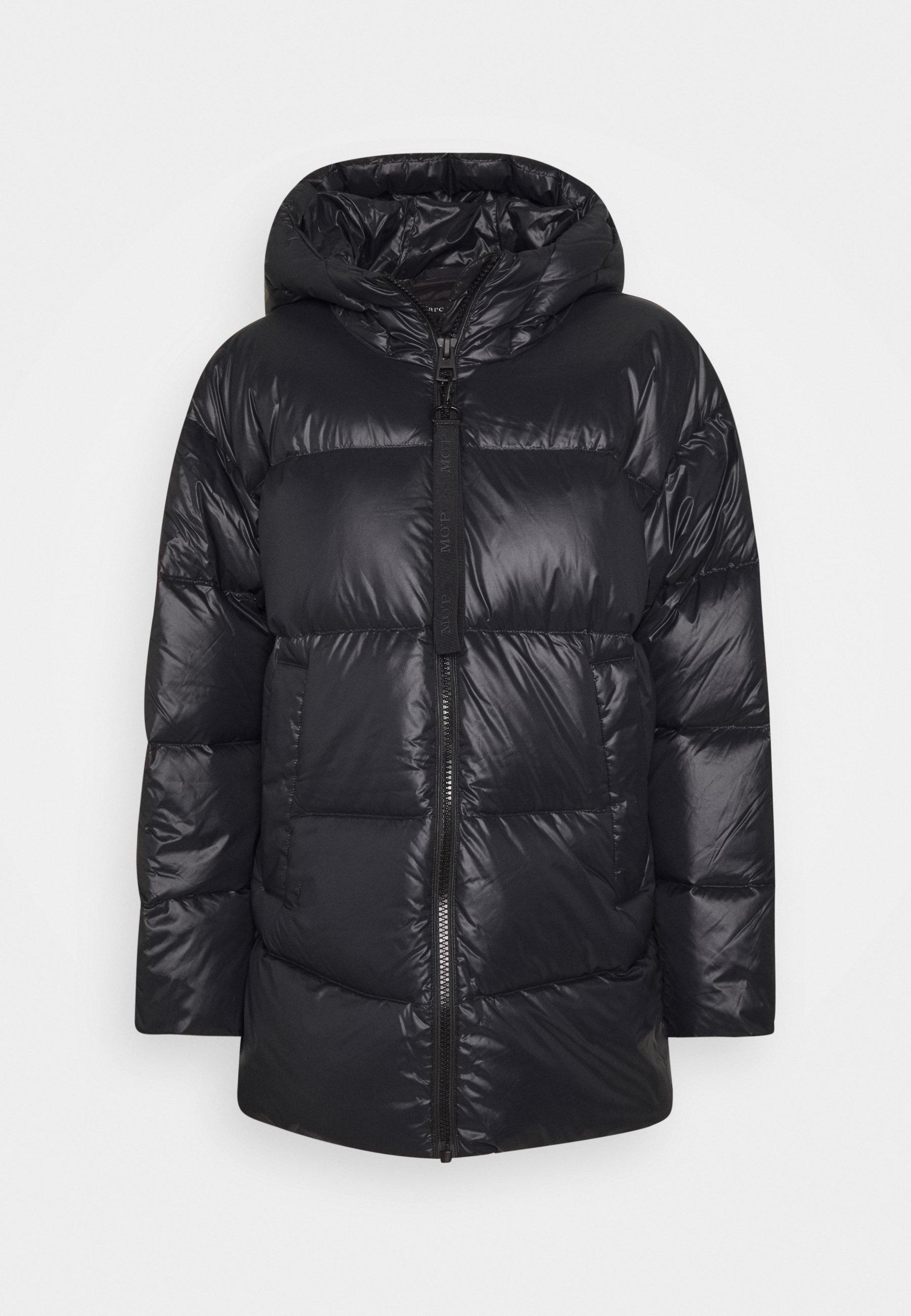 PUFFER JACKET Gewatteerde jas black