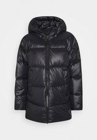 PUFFER JACKET - Down jacket - black