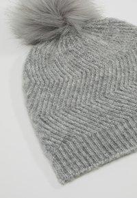 Anna Field - Bonnet - grey - 4
