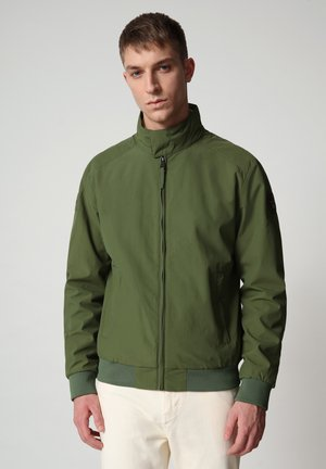 AGARD - Bomber Jacket - green cypress