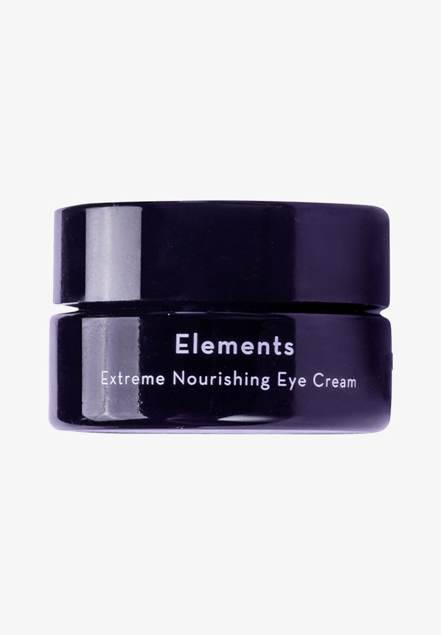 EYE CREAM ELEMENTS EXTREME NOURISHING ORGANIC EYE CREAM - Oogverzorging - -