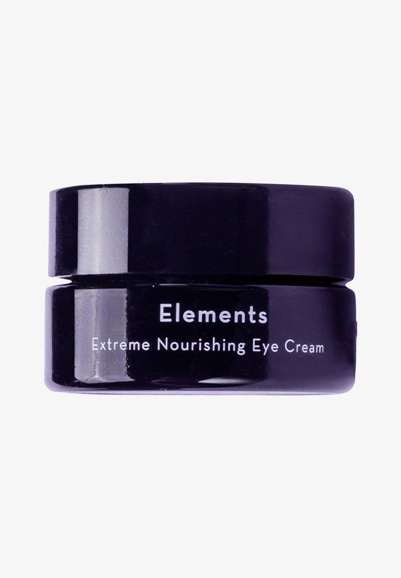 arbū - EYE CREAM ELEMENTS EXTREME NOURISHING ORGANIC EYE CREAM - Eyecare - -