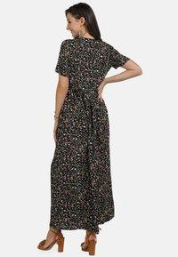 usha - Maxi dress - flower print - 2
