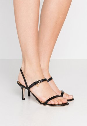 PENELOPE SLINGBACK - Sandalias - perfect black