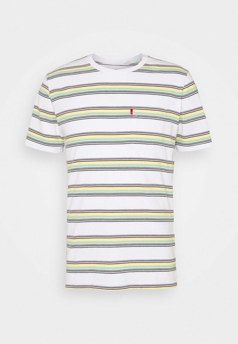 Levi's® - SUNSET POCKET - Print T-shirt - sunset pocket