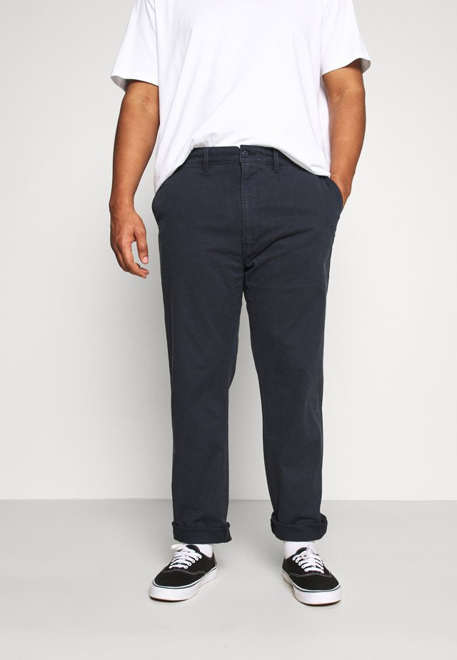 CHINO PLUS - Chinos - navy