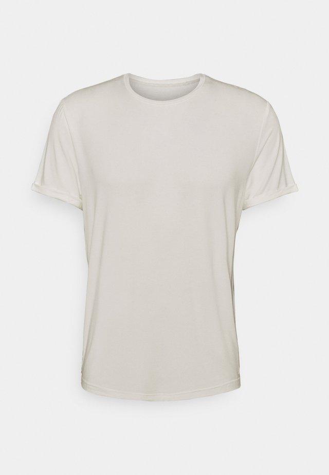 MEN - T-shirt basique - softwhite